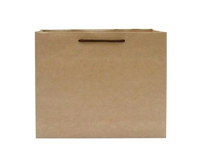 牛皮纸袋结构展开图